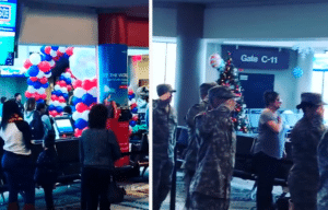 Nashville Airport, Snowball Express
