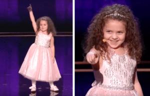 Sophie Fatu, America's Got Talent