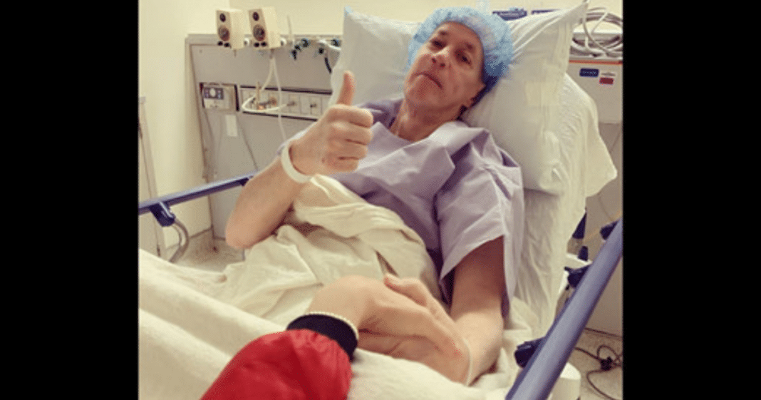 Legendary Quarterback Jim Kelly's Wife Shares Tear-Jerking Message Before Surgery For Cancer