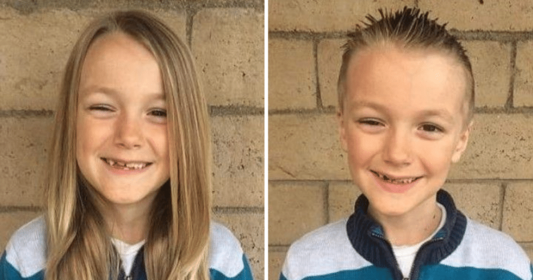 Story of 7-year-old boy who grew out his hair for cancer patients takes sad turn
