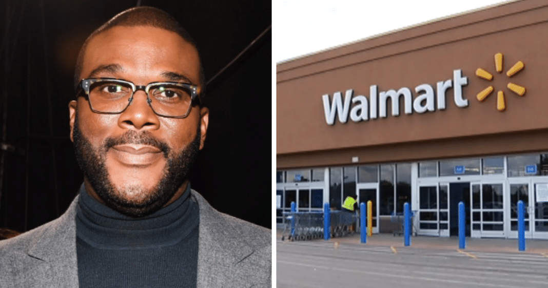 Actor Tyler Perry Pays Off Nearly Half A Million Dollars In Walmart Layaways To Help Families During Holidays