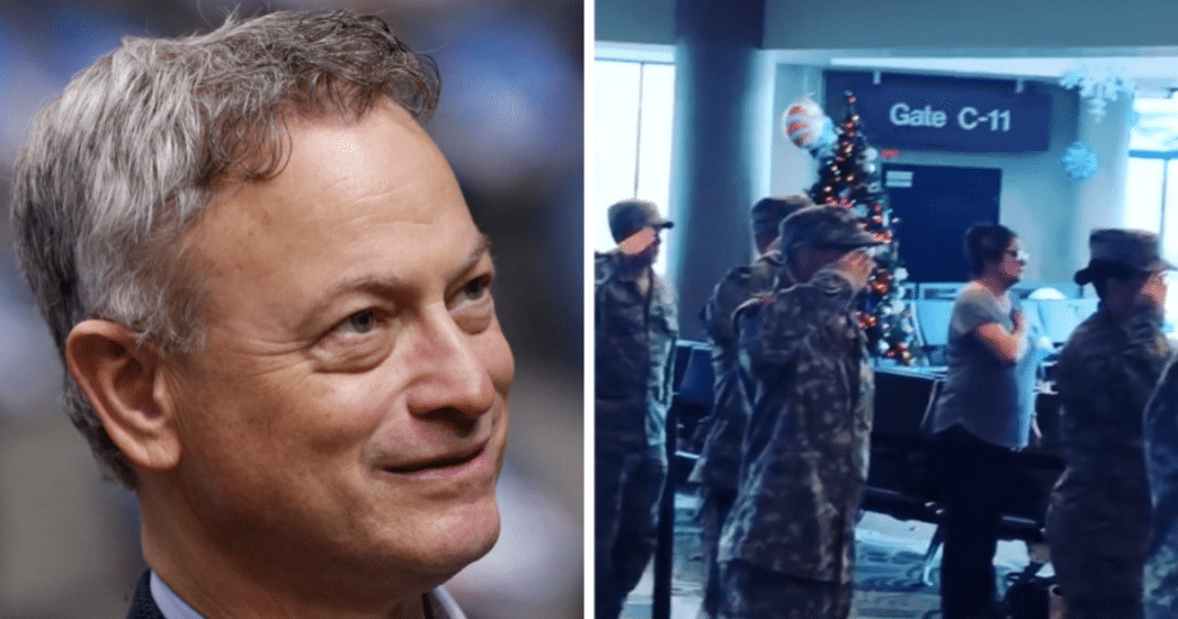 Gary Sinise flies 1,000 children of fallen US soldiers to Disney World - let's show him gratitude