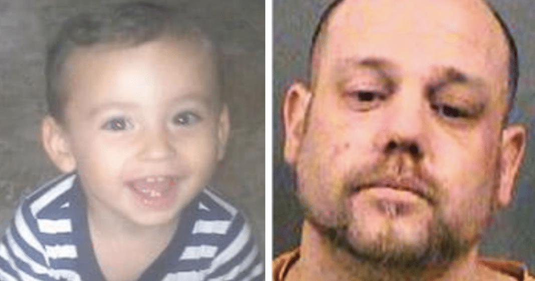 Justice Served After Man's 'Monstrous' Torture Of Age 3 Boy Found Encased In Concrete