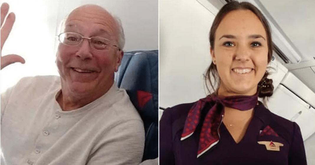 Dad Books 6 Different Flights So He Could Spend Christmas With Flight Attendant Daughter