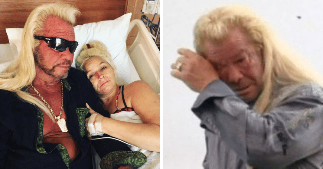 Dog the Bounty Hunter shares grim update on wife Beth's cancer battle – let's send our love and support