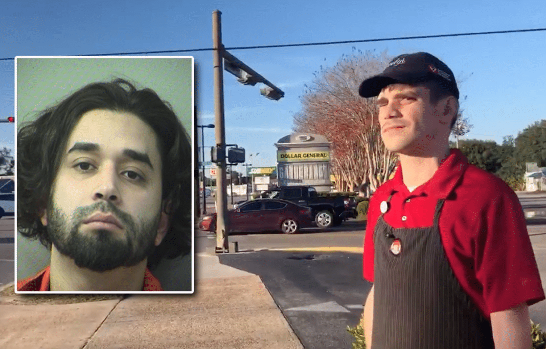 Wendy's Employee Saves Barely Clothed Age 3 Girl As She Tried To Cross Busy Freeway Alone