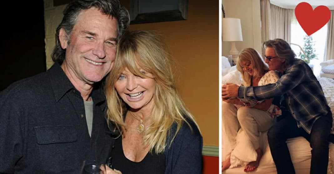 Kurt Russell And Goldie Hawn Are Proud Grandparents Again – See Their Wonderful New Family Photo