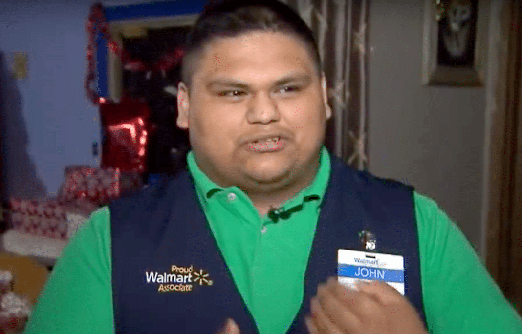 John Lopez Jr., Walmart