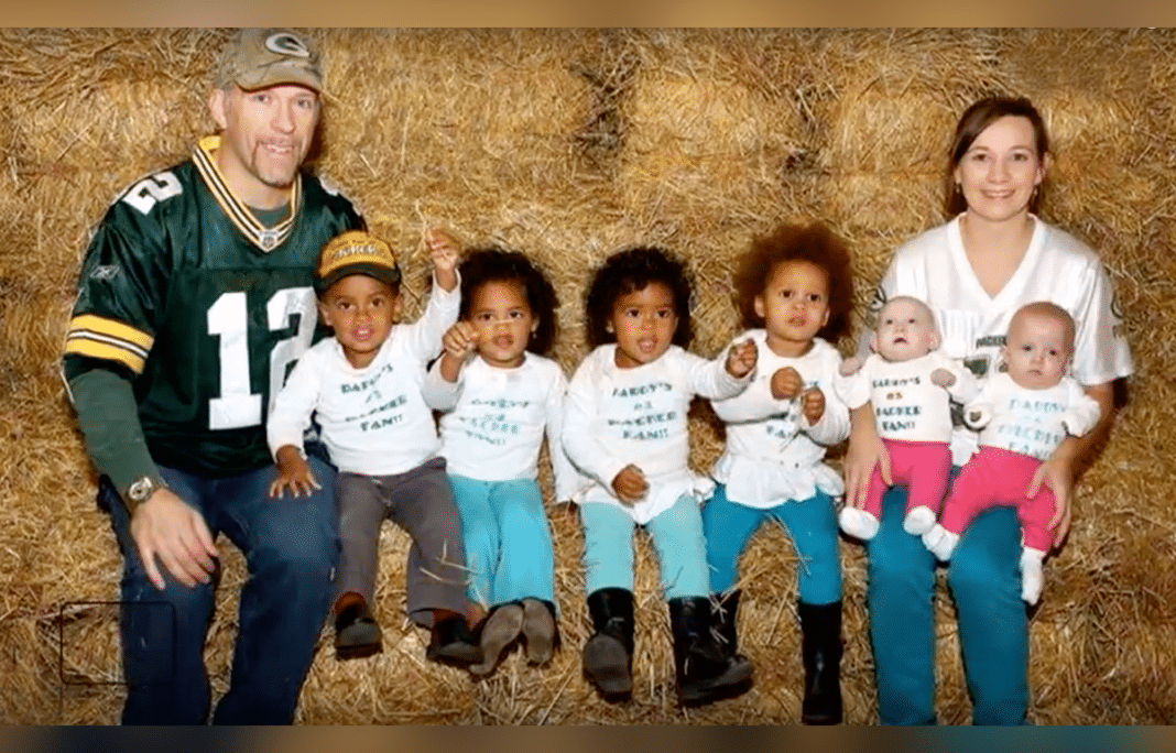 This Couple Has 3 Sets Of Twins, All Under Age 5. And That's Not Even The Craziest Part