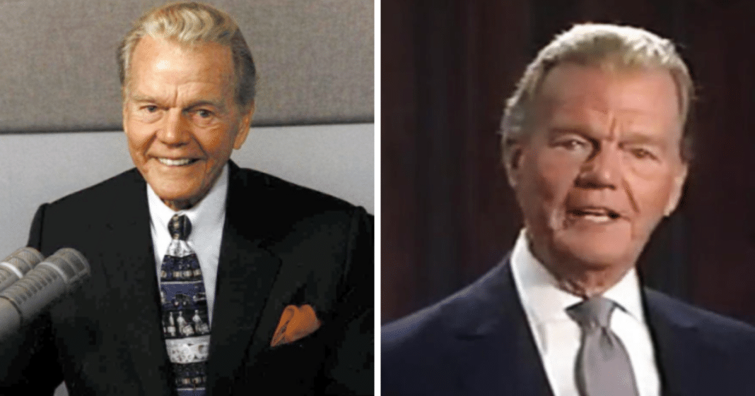 Paul Harvey's Haunting Predictions From 1964 Of What Evils Would Befall America