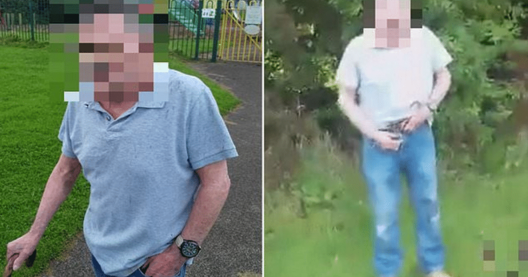 Repulsed Strangers Confront 71-Year-Old Man Sexually Assaulting Age 12 Girl In Public