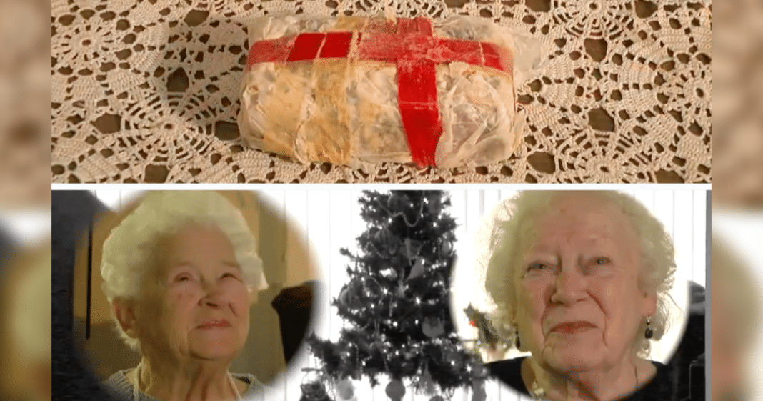 The 68-Year-Old Joke That Has Widowed Sisters Exchanging Same Fruitcake Every Year Since 1951