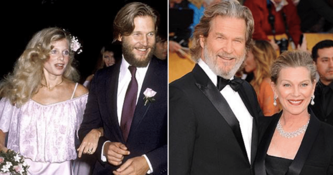 Hollywood Star Jeff Bridges Opens Up About 41-Year Marriage To His Wife