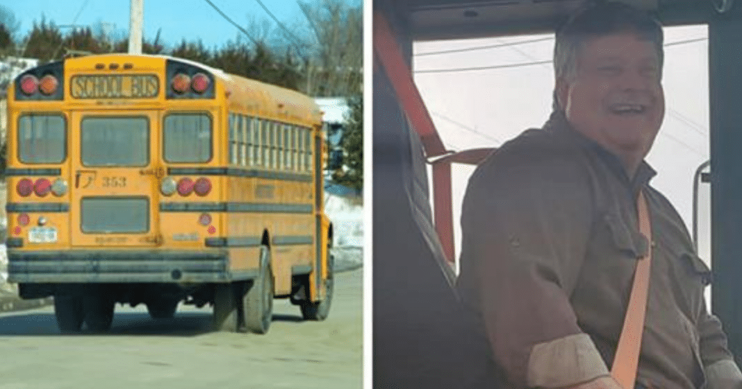 Bus driver picks up kids in the morning as normal, but then parents find out they aren't at school