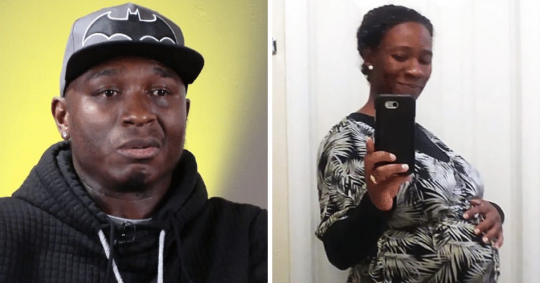 Devastated father forced to choose between saving the life of his wife or newborn daughter