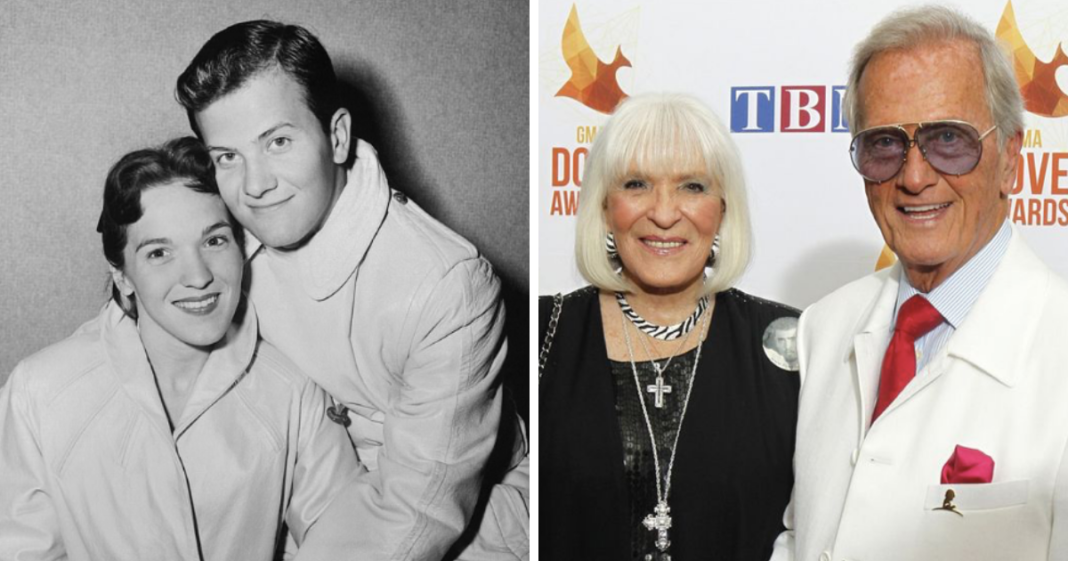Pat Boone mourning death of beloved wife of 65 years, Shirley: 'she was so easy to love'