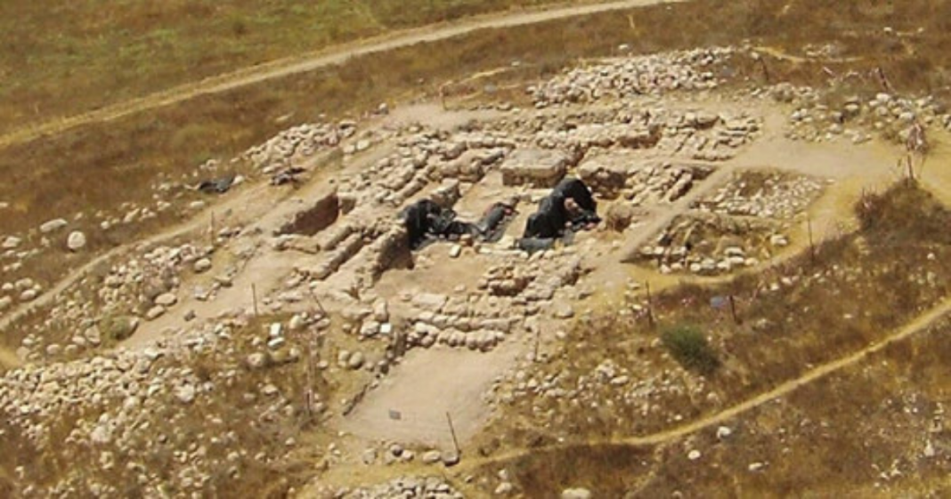 Lost city of King David discovered exactly where the Bible said it would be