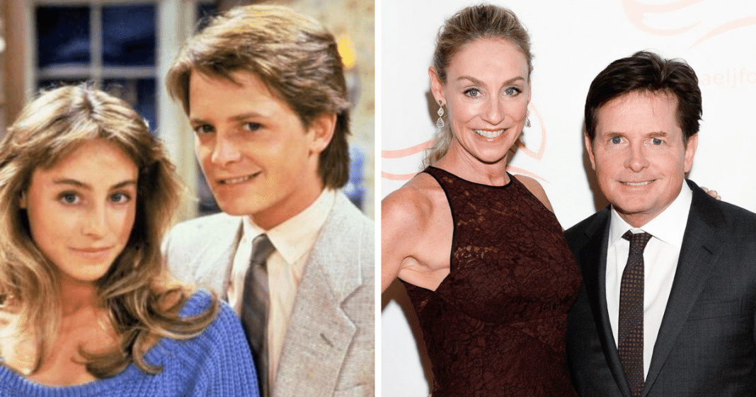 Michael J. Fox's wife speaks out about the secret to their 30-year marriage success