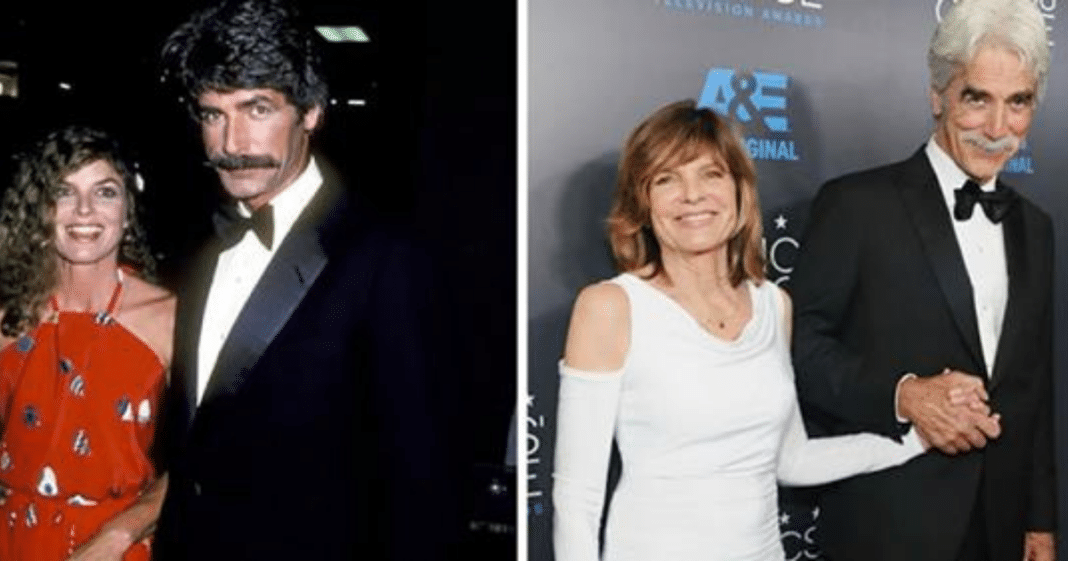 This 35-year love story has made Sam Elliott and Katharine Ross the most inspirational couple ever