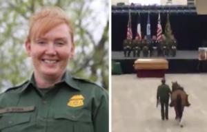 Border Patrol Agent Donna Doss, 49