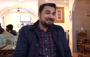Sakina Halal Grill, Kazi Mannan
