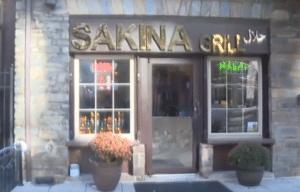 Sakina Halal Grill,