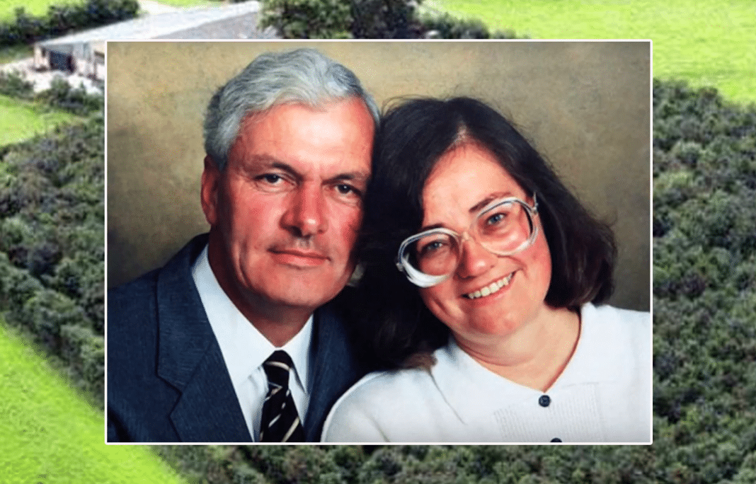 After wife's death, husband plants 6,000 trees in her honor. 15 years later photos reveal true motives