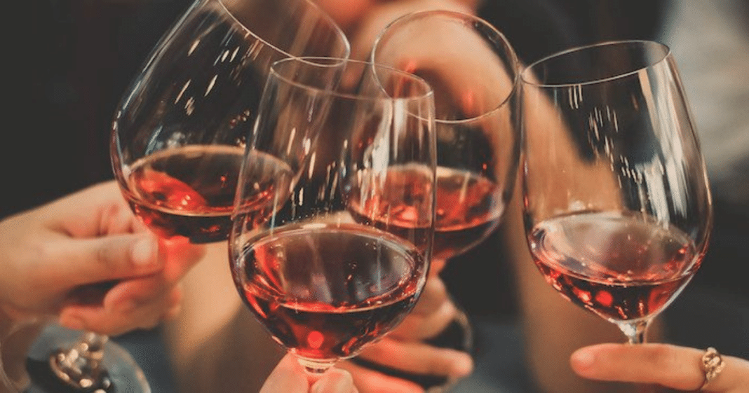 New research says drinking wine is more important than exercise if you want to live past 90