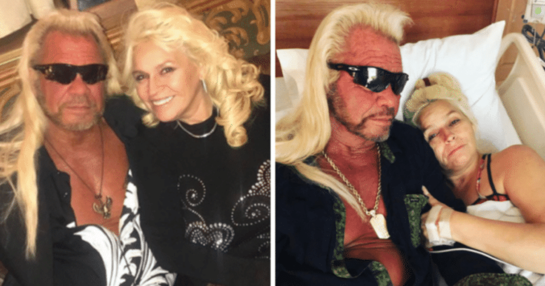 Dog the Bounty Hunter's wife Beth releases statement on cancer battle