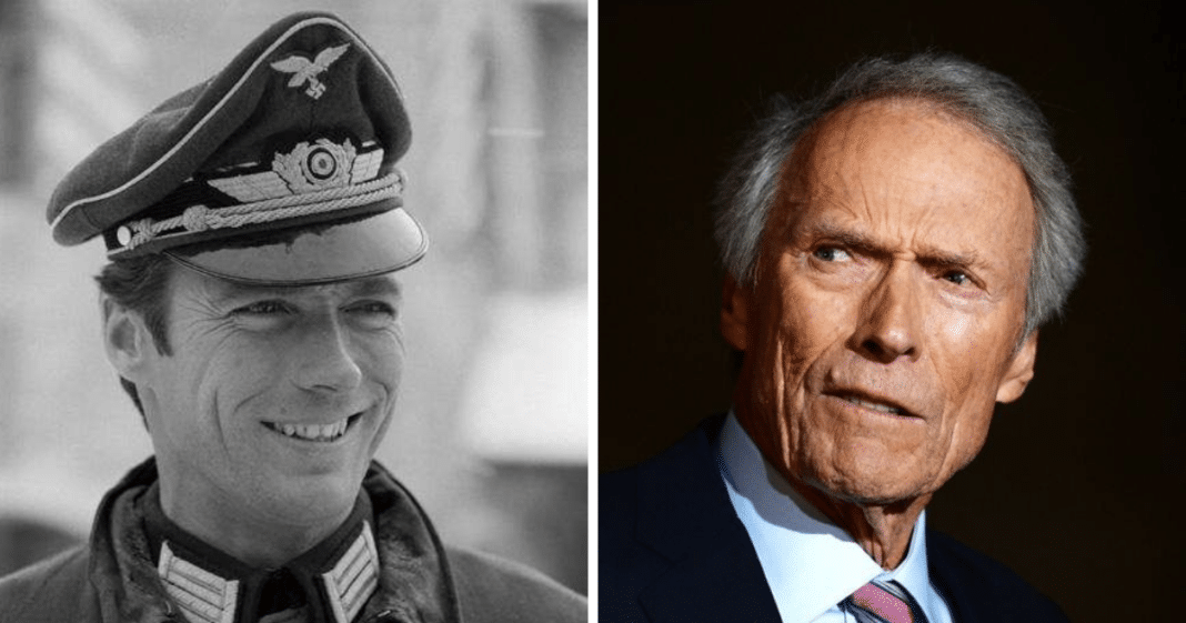 Actor Clint Eastwood shares a secret that changed his life over 68 years ago