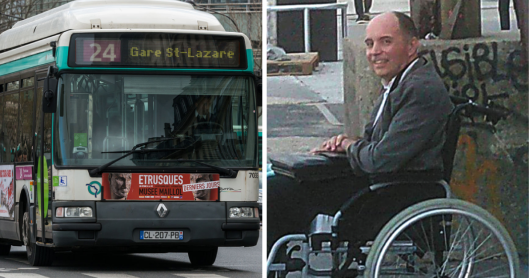 Passengers refuse to make room for man in wheelchair – bus driver gives them a taste of their own medicine