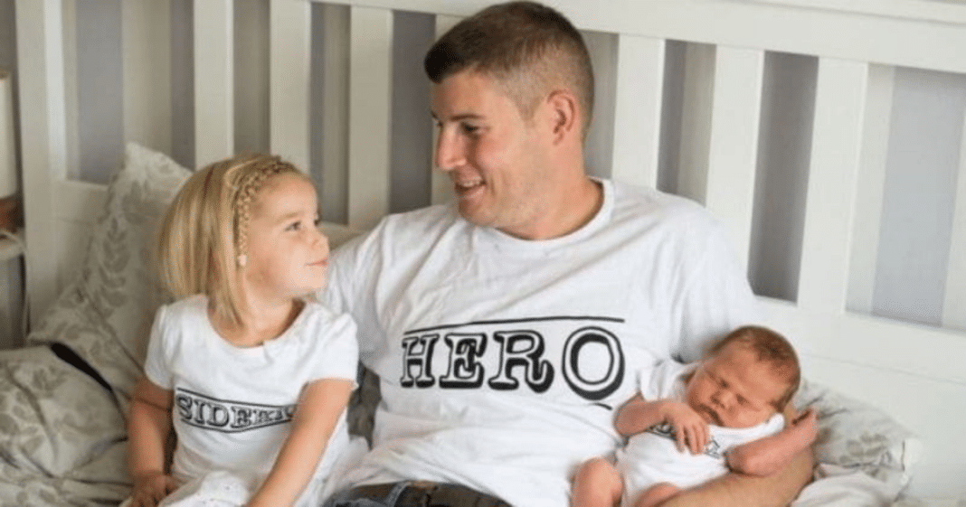 Father fights to live long enough for birth of newborn daughter – passes away just three hours later