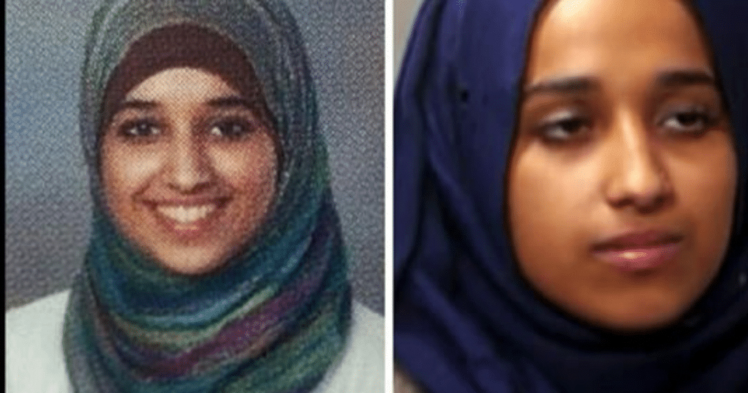Woman who left country and married three ISIS fighters will not be allowed to return to the US