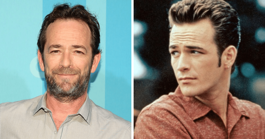 'Beverly Hills, 90210' star Luke Perry dead at 52 after suffering massive stroke