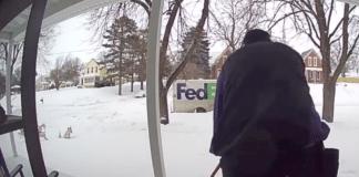 Brian Scholl, FedEx, Nebraska, Leigh Anne Skoda