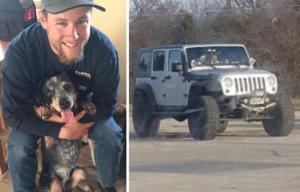 Jake Holloway, Silver Jeep Wrangler, Altoona, Iowa