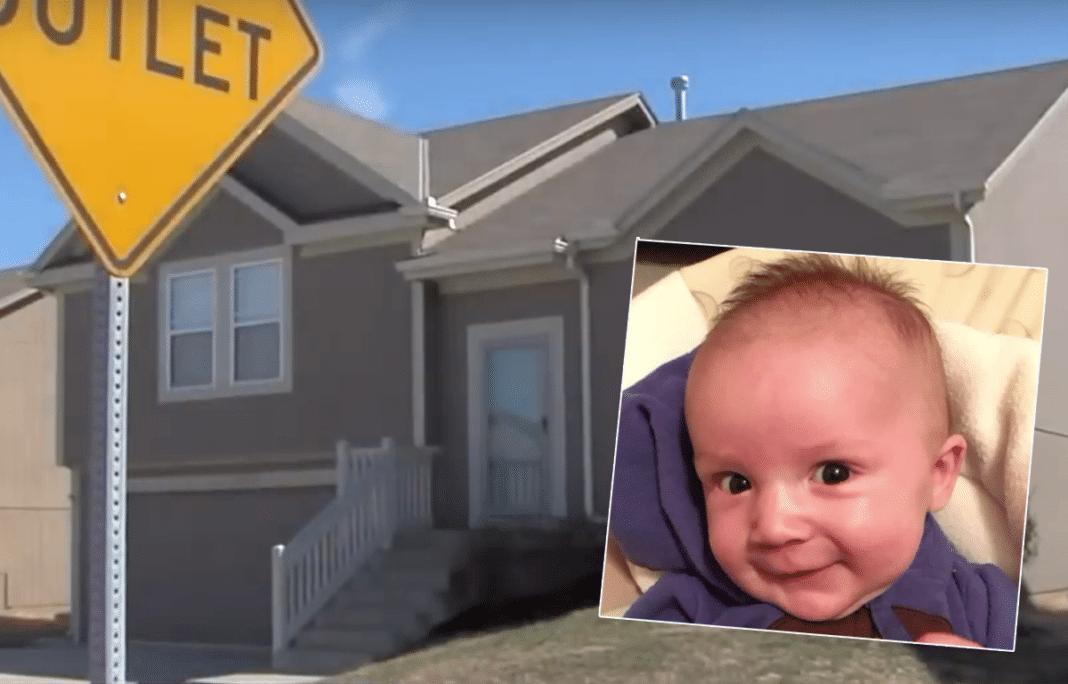 The home daycare in Olathe, Kansas