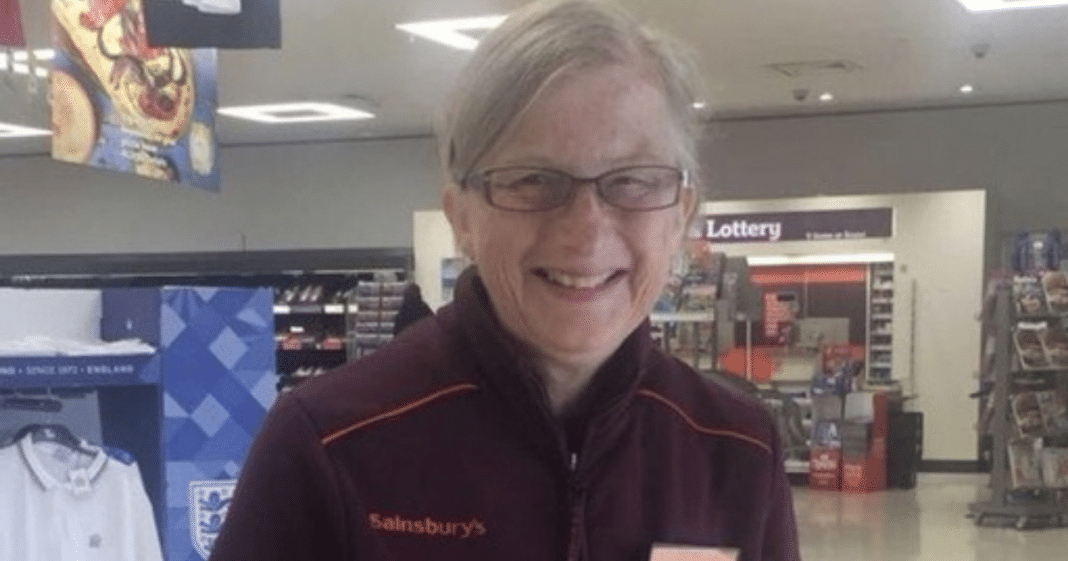 Supermarket keeps retraining employee with dementia so she can continue working
