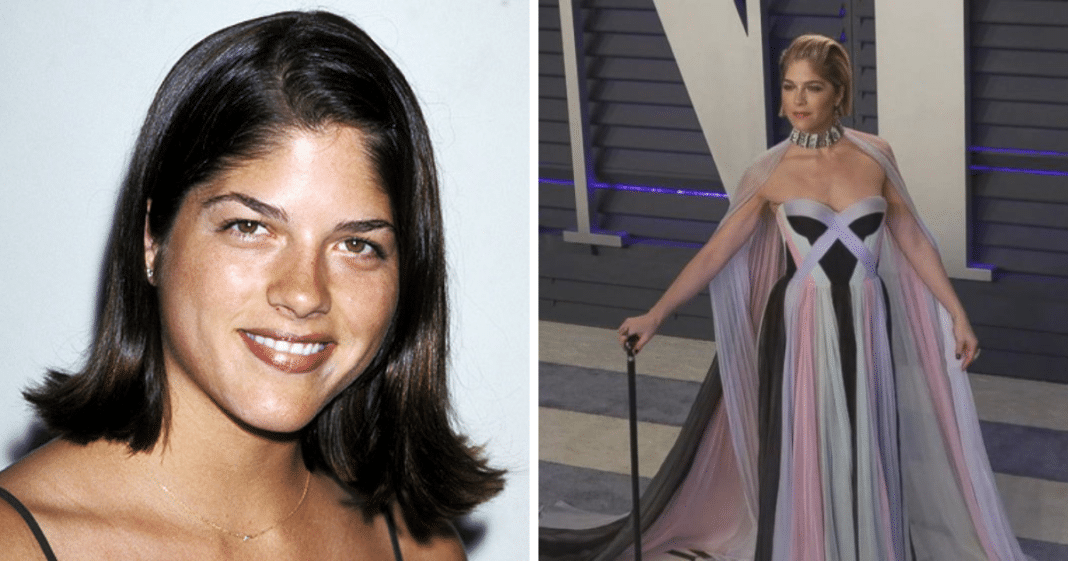 Actress Selma Blair speaks out after devastating diagnosis – let's send all our love and support