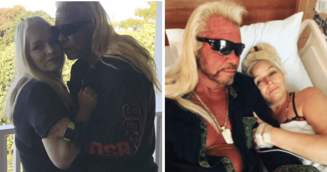 Dog the Bounty Hunter and wife Beth remain 'Sooooo in love' while she continues to battle cancer