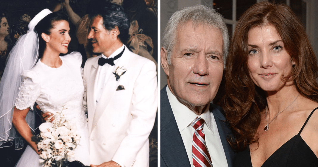 Cancer-stricken Alex Trebek wishes he had met his wife earlier: 'We could've had a longer life together'
