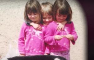 Sierra, Hayley, and Kassidy Yeckes