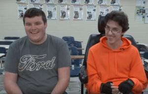 Tanner Wilson and Brandon Qualls via YouTube