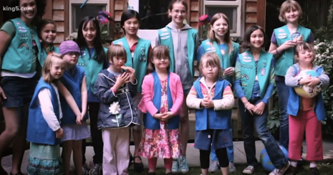 Girl Scouts with Down syndrome are inspiring the world with 9 years of friendship