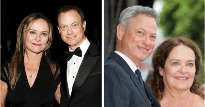 Moira Harris Photos et images de collection | Getty Images |Moira Harris And Gary Sinise Children