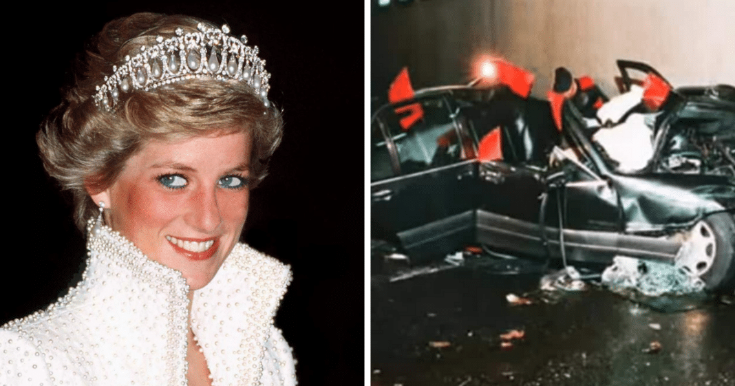 22 years after tragic accident, new details emerge surrounding death of Princess Diana