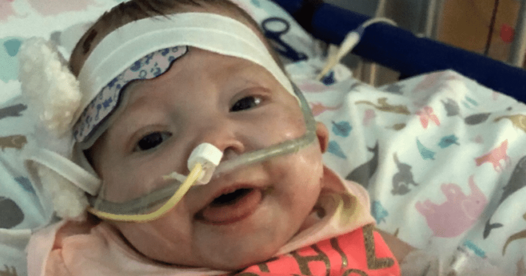 Mom of four loses everything as she waits for 6-month-old to receive heart transplant: please pray