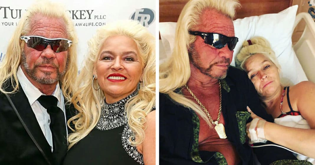 Dog the Bounty Hunter's wife Beth makes comment that has fans concerned she might by dying