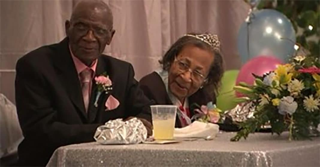 Couple married 82 years says secret to a long and happy life together is: 'Just be nice to each other'