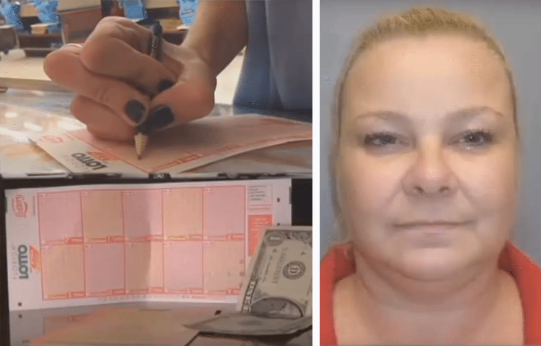 Clerk tries to pocket winning $600 lottery ticket, tells man it's worth only $5 – then brutal justice is served